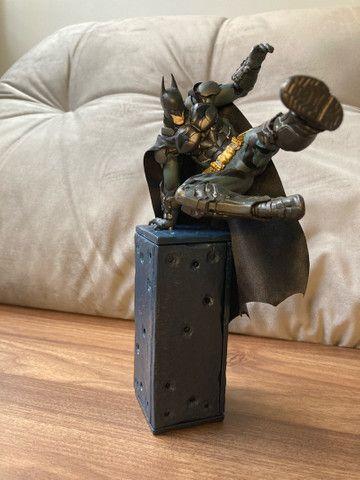 Estátua Boneco Batman 26cm - Foto 2