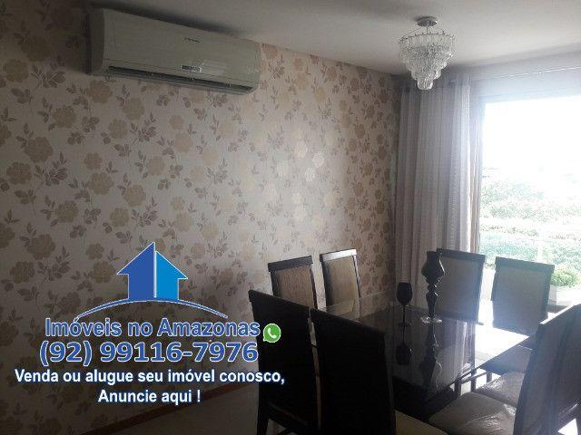 Salvador Dali (Adrianópolis): 03 quartos Mobiliado leia - Foto 16