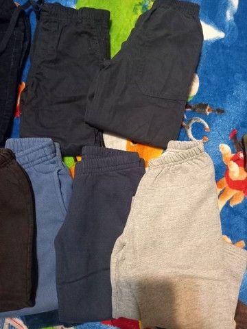 Lote calças tamanho 2/3 meninos - lote2 - Foto 2