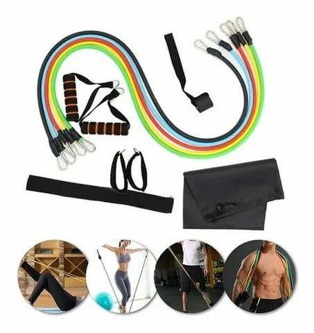 Kit Mbfit Power Tube Elástico com Elástico