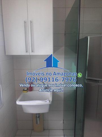 Salvador Dali (Adrianópolis): 03 quartos Mobiliado leia - Foto 13