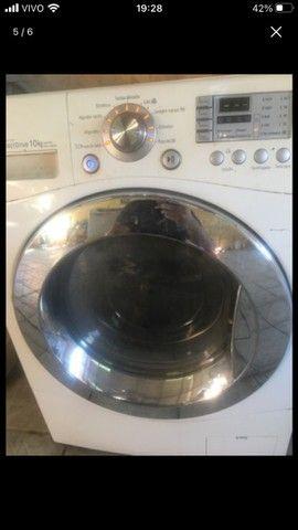 Lava e seca LG tronw 8kg