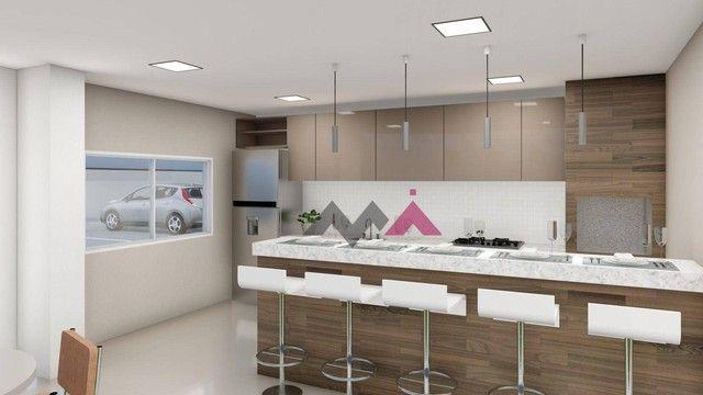 Apartamento com 2 dormitórios à venda, 60 m² por R$ 294.588,00 - Plano Diretor Sul - Palma - Foto 19