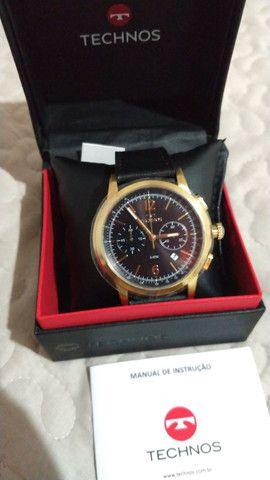Relógio masculino novo na caixa Technos