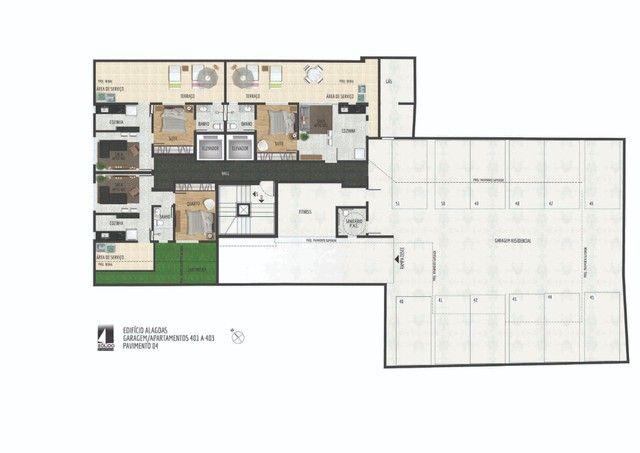 Apartamento à venda com 1 dormitórios em Savassi, Belo horizonte cod:700605 - Foto 17