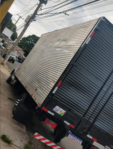 Iveco Daily 35s14 Bau Aluminio 2011 - Foto 6