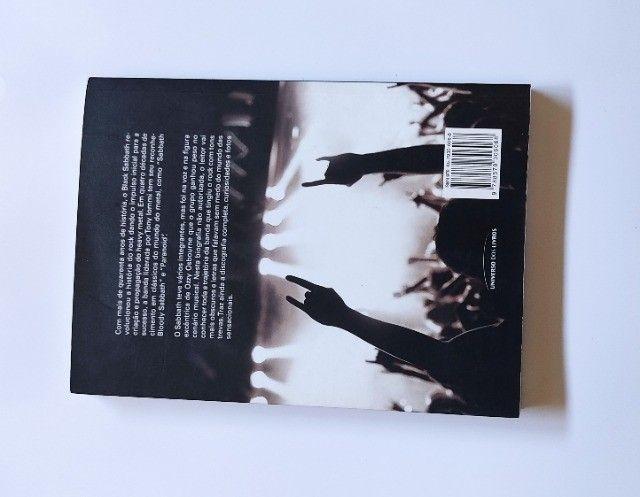 Livro Black Sabbath - Biografia Ilustrada - Foto 2