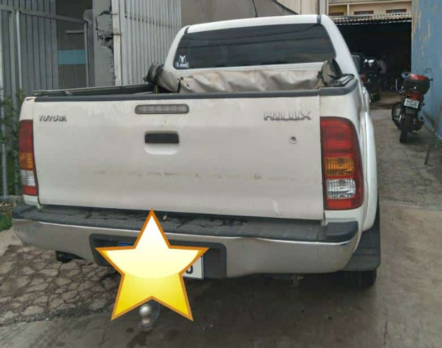 Toyota Hilux 2013 Branca apenas R$ 89.999 a vista ou R$ 91.999$ pego seu carro na troca - Foto 2