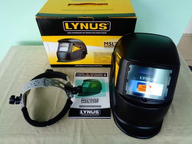 Máscara de Solda Lynus MSL-350F - Foto 2