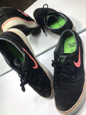 Tênis Nike Sb janoski original unissex  - Foto 4
