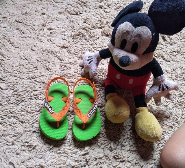 Sapatinho e sandália - Foto 2