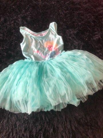 Fantasia Bailarina Frozen