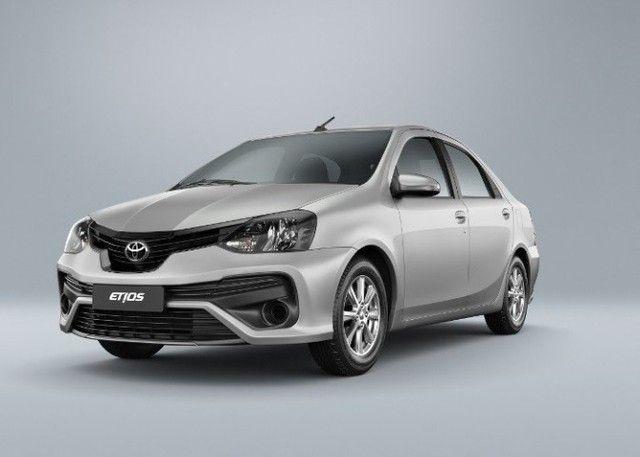 Sucata Etios Sedan