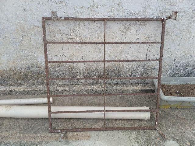 Grades de ferro e janela - Foto 4