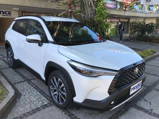 Toyota Corolla Cros Xre  0km Blindado - Foto 8