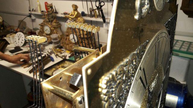 Revisão de relógios antigos Curitiba - Foto 5