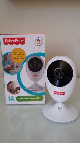Babá eletrônica WiFi Fisher-Price - Foto 2