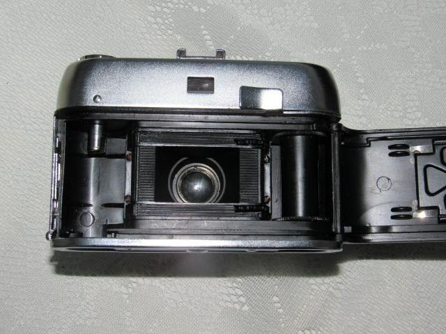 Máquina antiga fotográfica Halina Paulette - Foto 3