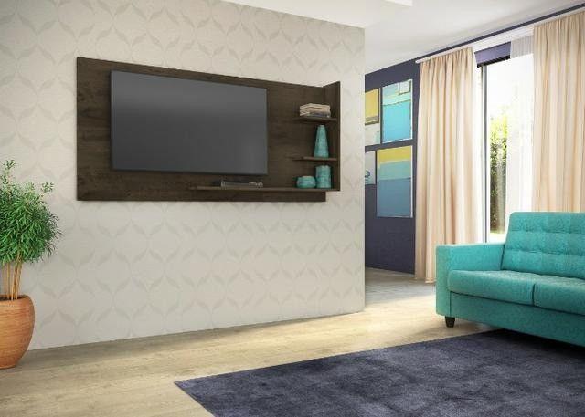 Rack suspenso para sala de estar com 150cm de largura // Pronta entrega NOVO - Foto 2