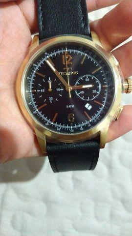 Relógio masculino novo na caixa Technos - Foto 4