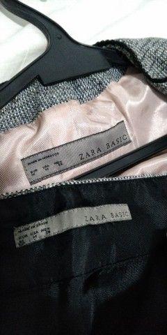 Conjunto Blazer e Saia Zara - Foto 3