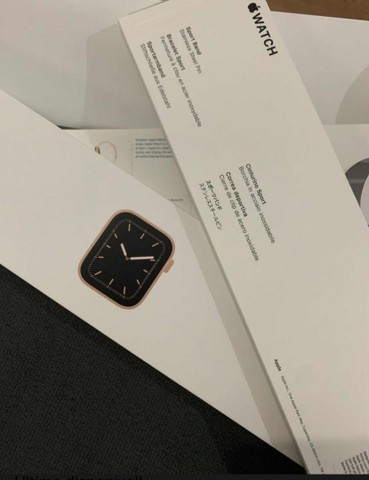 Apple watch serie 5 40mm rose gold - Foto 4