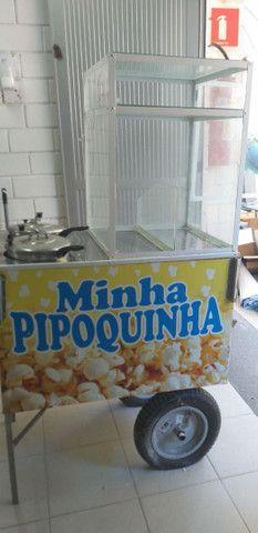 Carrinho de Pipoca  - Foto 3
