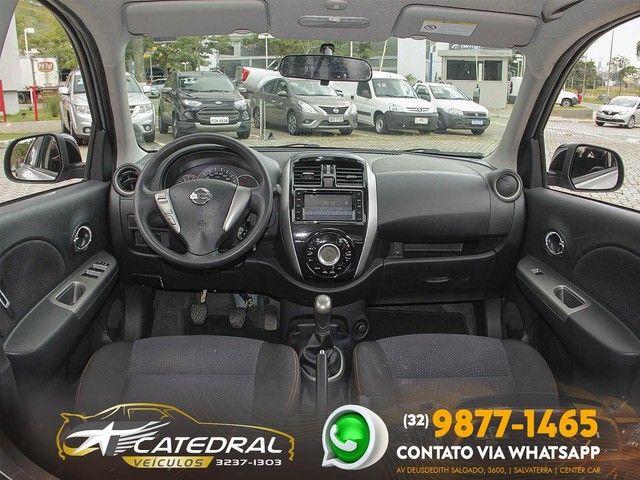 Nissan MARCH Rio2016 1.6 Flex Fuel 5p 2016 *Novíssimo* Aceito Troca - Foto 7