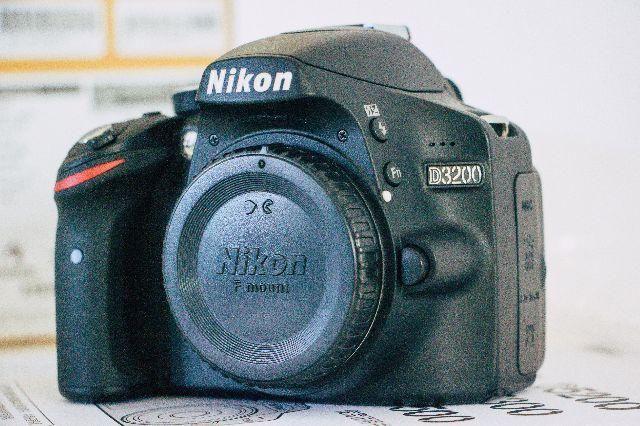Nikon d3200 Nova