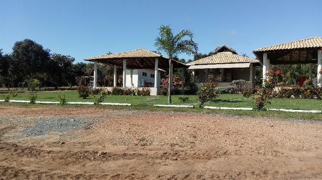 Terreno Manso - Condomínio Recanto dos pequizeiros - Foto 3