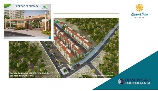 Summer park - Apartamento em Lançamentos no bairro Forquilha - São Luís, MA - Foto 7