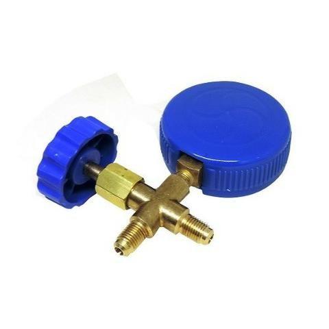 Manifold Refrigeração Simples C T 466l Baixa R22/404a/134a - Foto 2