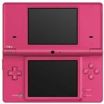 Nintendo ds-i rosa