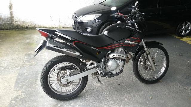 fd80bd0a734fe Honda NX4 Falcon - 400 Ano 2007