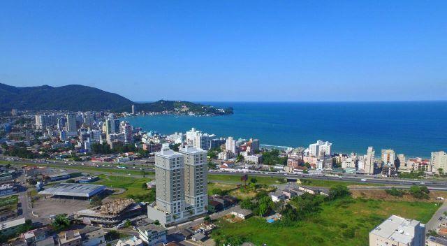 Itapema, Taboleiro- Aptos com 02 dorms, Parcelados em 100X, 350 m do mar