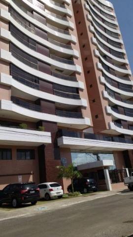 Apart. no Ed. Algarve, 3/4, 2 suítes 3 vagas, Atalaia