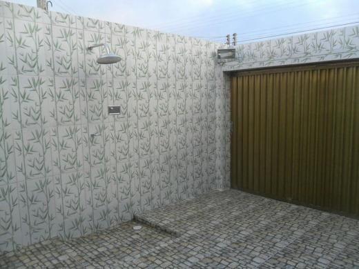 Casa recuada