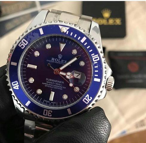 Rolex azul - Foto 3