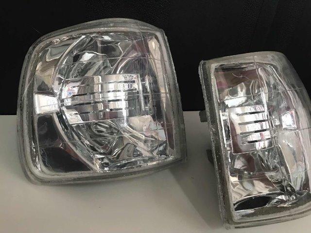 Lanterna dian GOL/ VOY/PAR/SAV 91/94 Cristal