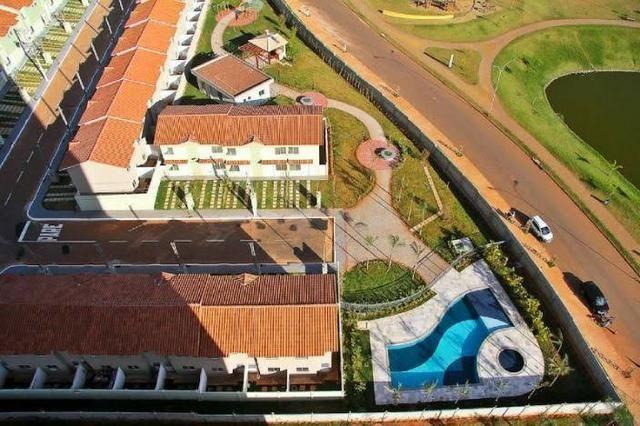 Sobrado de condomínio para venda com 55 metros quadrados com 2 quartos em Vila São Luiz - - Foto 4