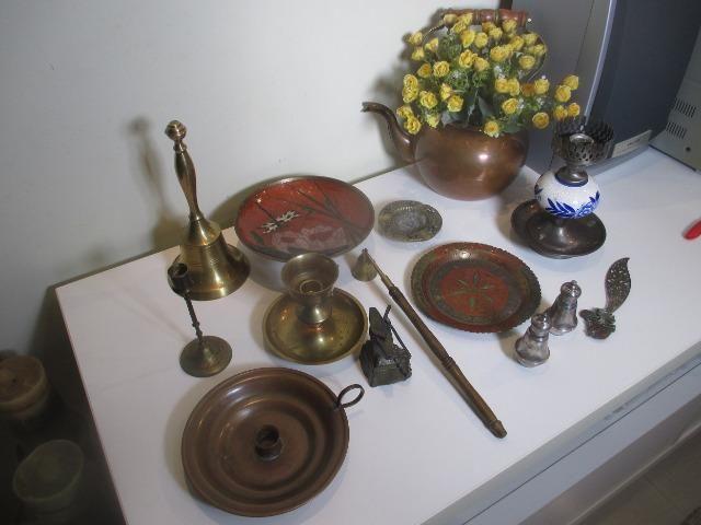 Bowl centro de mesa Deloux folheado a prata e ouro 24K - USA - Foto 6
