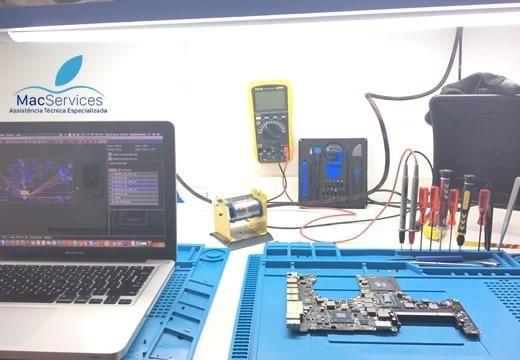 Conserto de MacBook - MacServices Assistência Técnica Especializada - Foto 4
