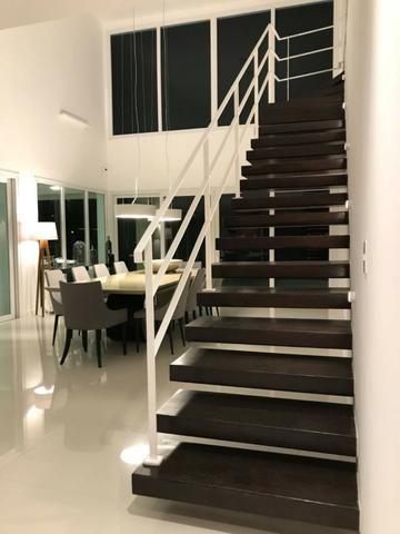 Casa duplex toda reformada porcelanato decoração e mobília completa reserva do paiva-E - Foto 4