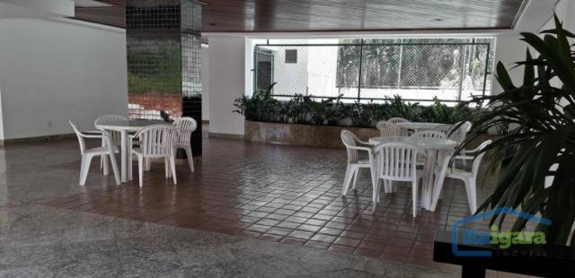 Apartamento com 3 dormitórios à venda, 119 m² por r$ 450.000,00 - pituba - salvador/ba - Foto 8