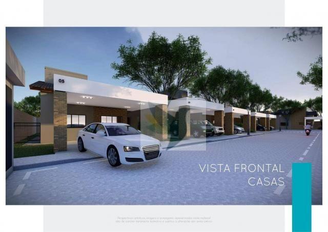 Casa com 3 dormitórios à venda, 135 m² por r$ 560.621 - jardim da mata ii - Foto 3