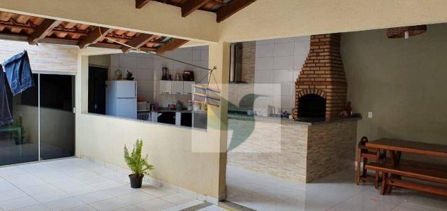 Casa com 3 dormitórios à venda, 175 m² por r$ 300.000 - jardim gramado i - Foto 13