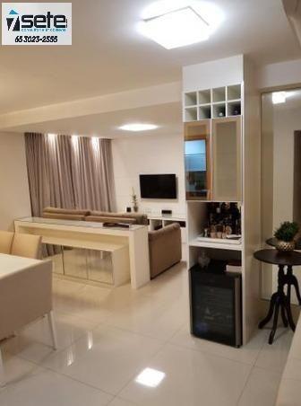 Residencial Harmonia R$ 500 mil 3 quartos ,apartamento todo modificado