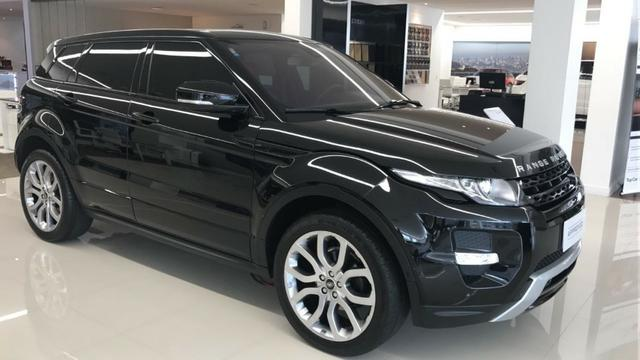 Range Rover Evoque Dynamic Tech 2.0 2013