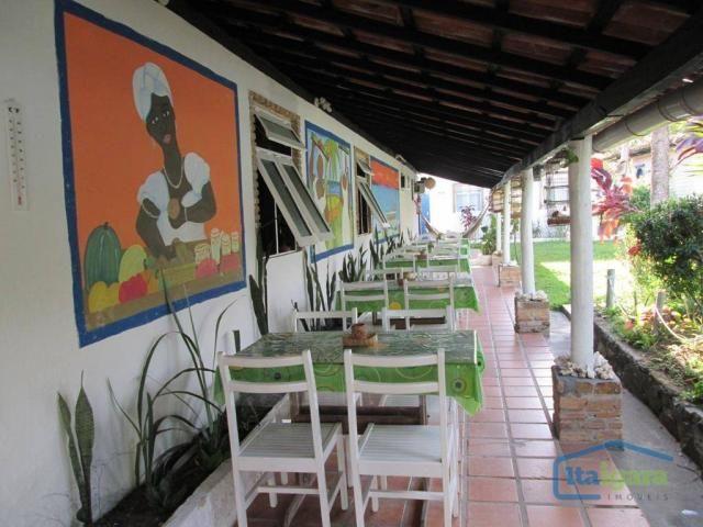 Pousada com 17 dormitórios à venda, 1000 m² por R$ 1.100.000 - Tairú - Vera Cruz/BA - Foto 9