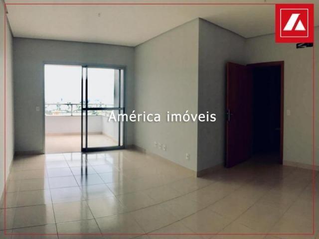 Apartamento Parque pantanal 3 - 101m, 2 garagem, andar alto, Nunca habitado - Foto 2